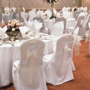 chair coverings weddings acdba b