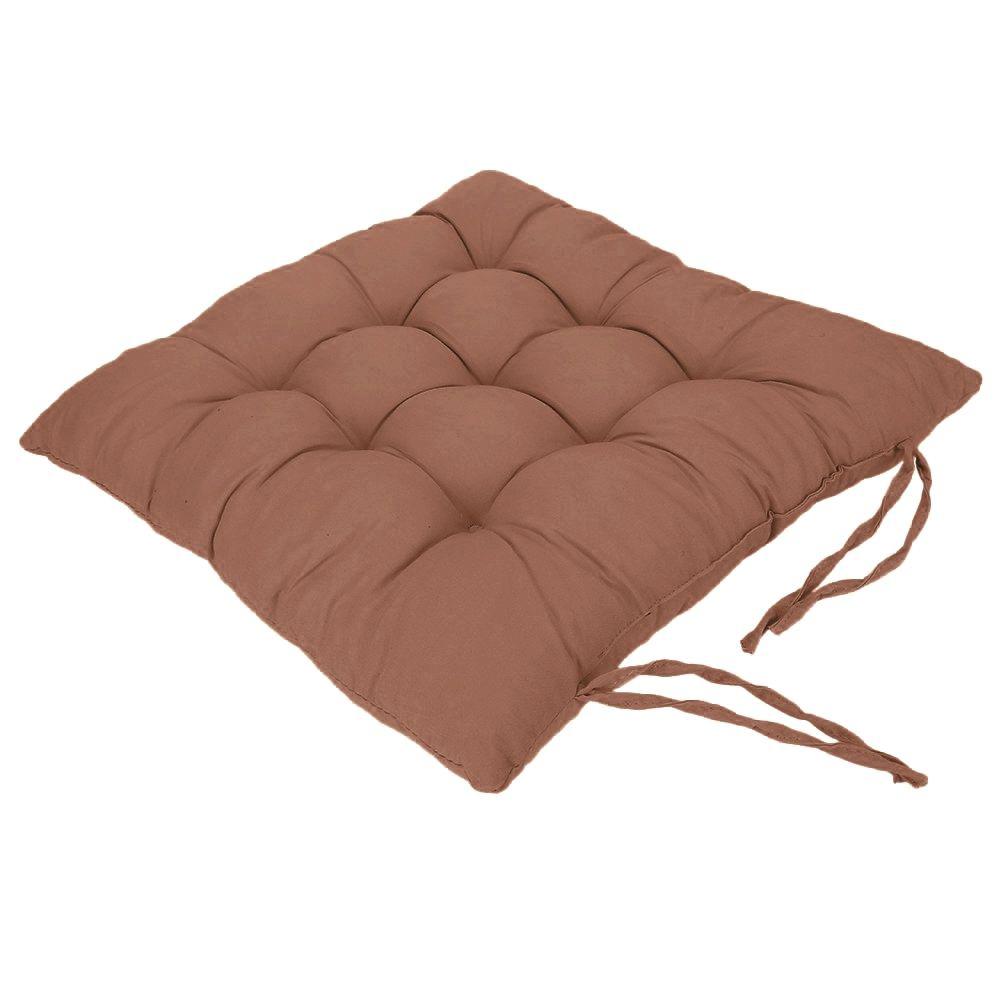 chair cushion with ties