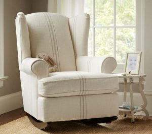 chair for baby room modern white rocking chair for nursery from only picnic tables
