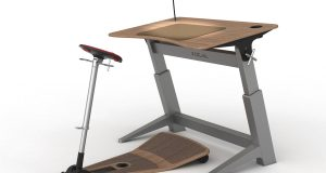 chair for standing desk slide free