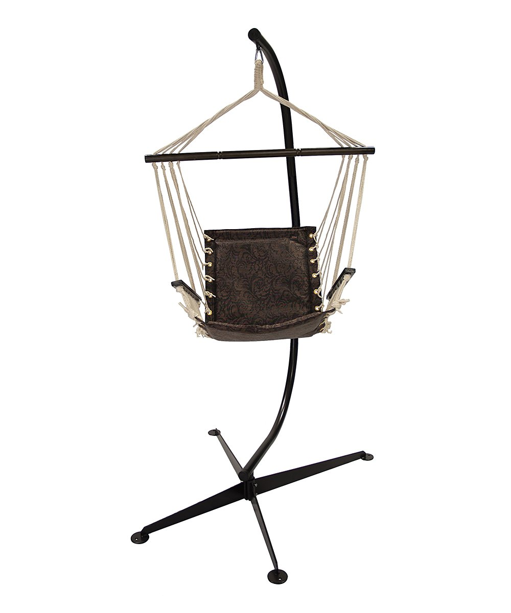 chair hammocks stand