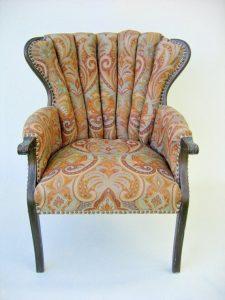 channel back chair il xn