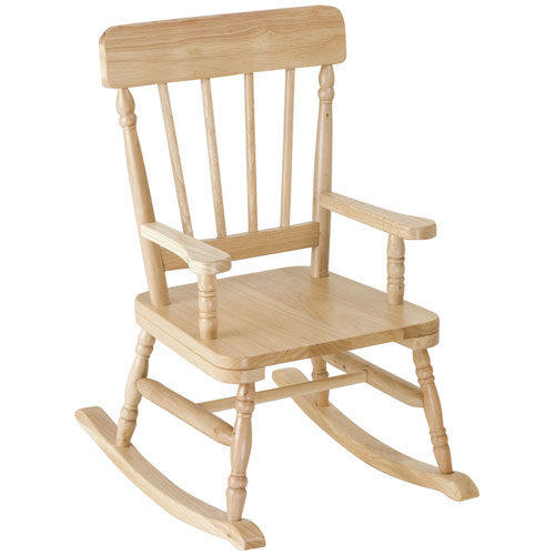 child rocking chair