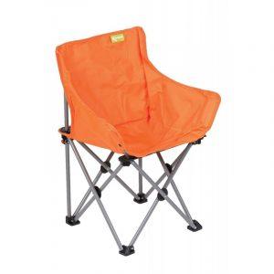 childrens camp chair kampa mini tub lightweight folding childrens camping chair bright orange