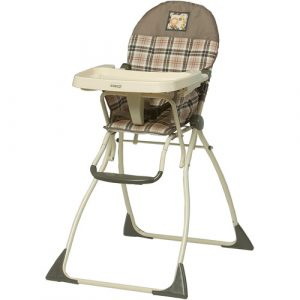 collapsible high chair x
