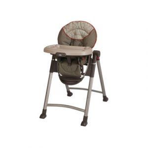 collapsible high chair graco contempo folding high chair