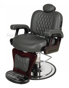 collins barber chair x