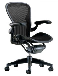 comfortable office chair herman miller aeron chair