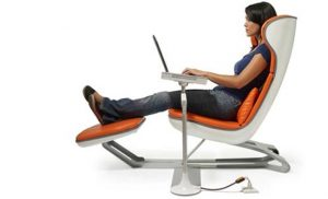 comfy computer chair laptop chair