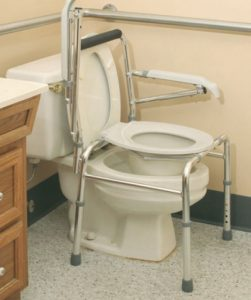 commode chair over toilet that fits over toilet commode in folding bedside potty chair padded