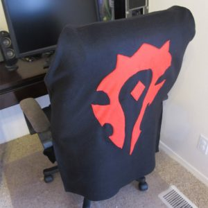 computer chair cover seat
