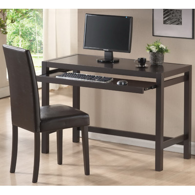 computer desk and chair set
