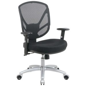 computer desk chair screen back aluminum office desk chair