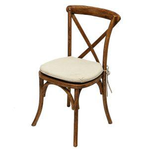 cross back chair vineyard cross back chair