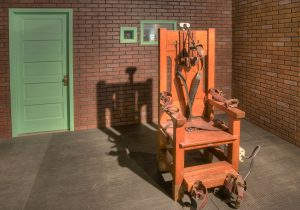 death penalty electric chair chair