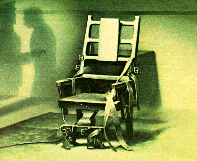 death penalty electric chair
