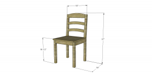 dining chair plans chair