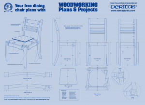 dining chair plans dining chair plan