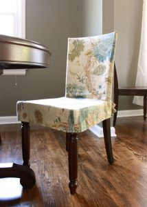 dining chair slipcover img