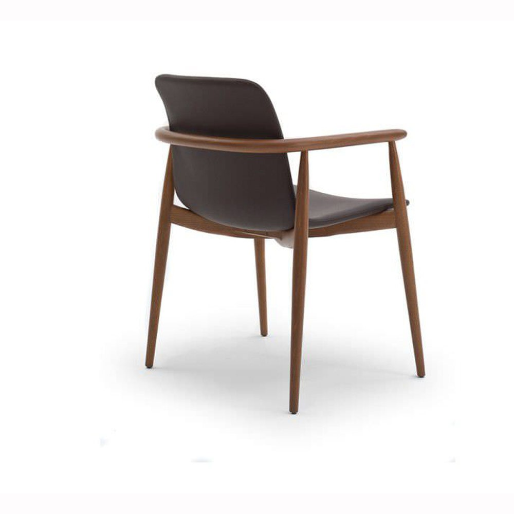 dining chair with arms varaschin lapis pn dining chair with arms