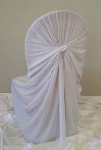 diy chair covers chaircovertieback