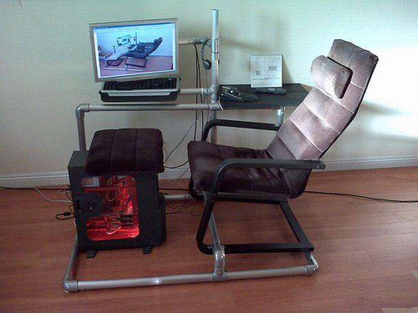 diy gaming chair