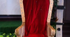 diy throne chair afafdadb pep rally vbs