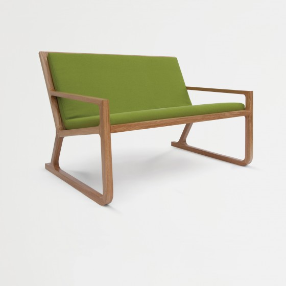 double lounge chair