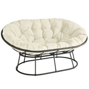 double papasan chair frame ps