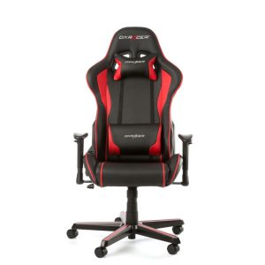 dx gaming chair red front
