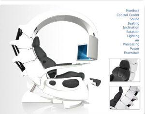 emperor computer chair chair