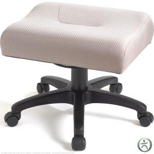 ergonomic chair cushion ergocentric leg rest
