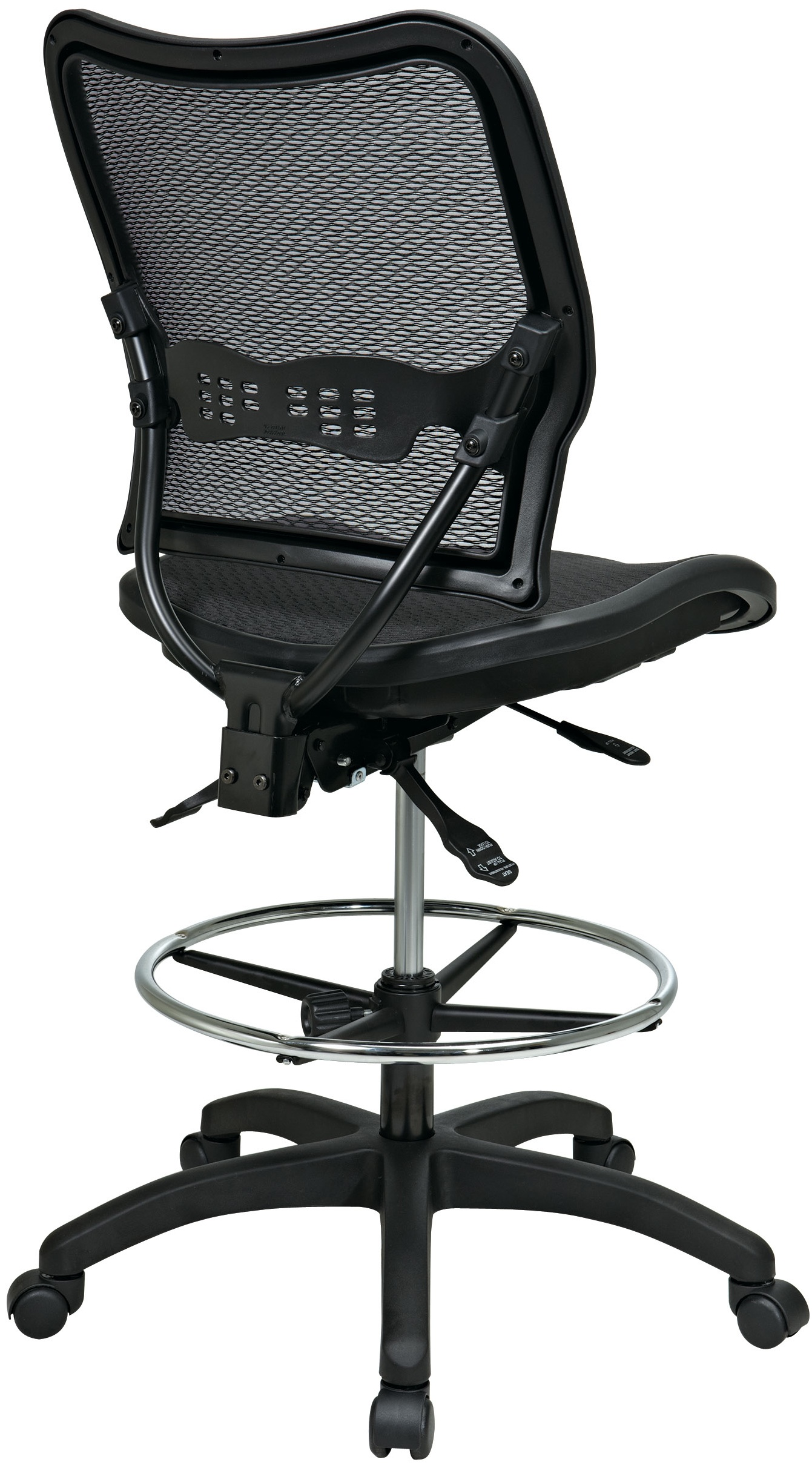 ergonomic drafting chair