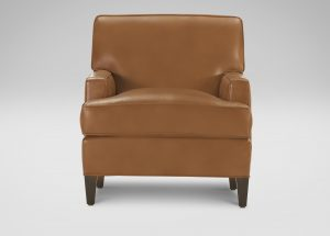 ethan allen chair so l front