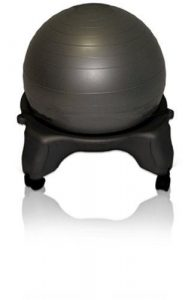 exercise ball chair base s l