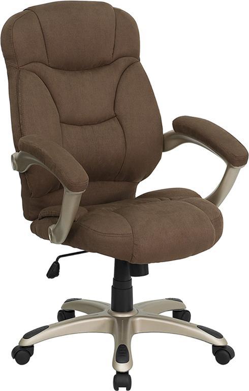 fabric desk chair
