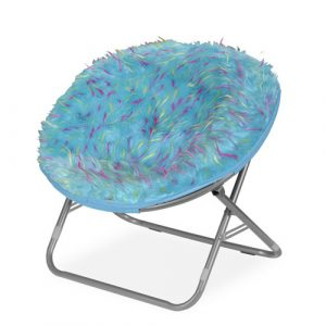 faux fur saucer chair rock your room spiker faux fur saucer papasam chair wk