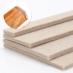 felt chair pads free shipping thickening mm quality wool felt pad furniture pads chair cushion floor protection mat k