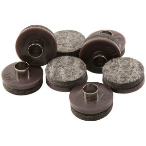 felt chair pads heavy duty felt pads for wood furniture and hard surfaces