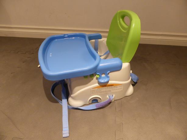 fisher price portable high chair