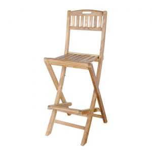 folding bar chair chb