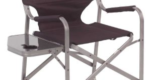 folding camping chair coleman deck chair with table