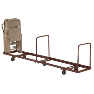 folding chair dolly national public seating dy folding chair dolly
