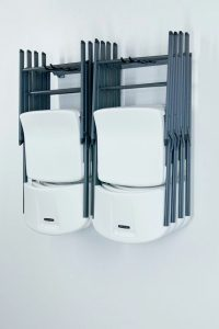 folding chair storage folding chair rack