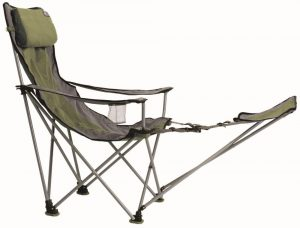 folding chair w footrest s l