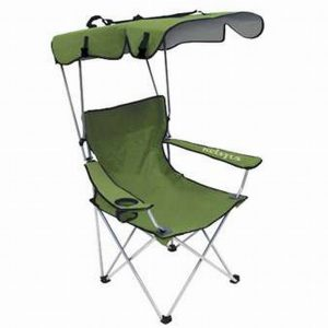 folding chair with canopy canopy chair green large