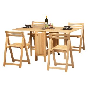 folding dining table and chair master:lhd