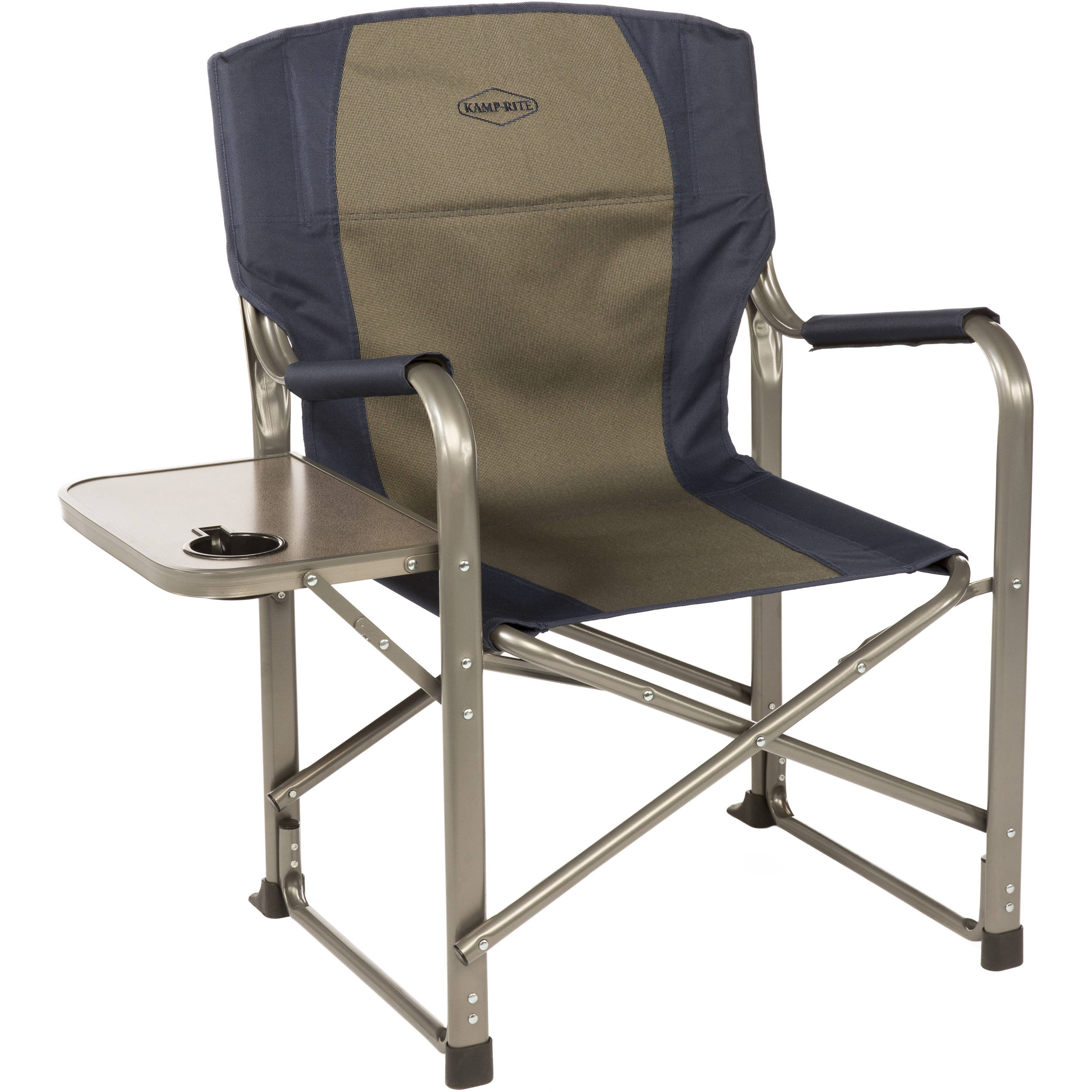 folding directors chair kamp rite cc directors chair with side