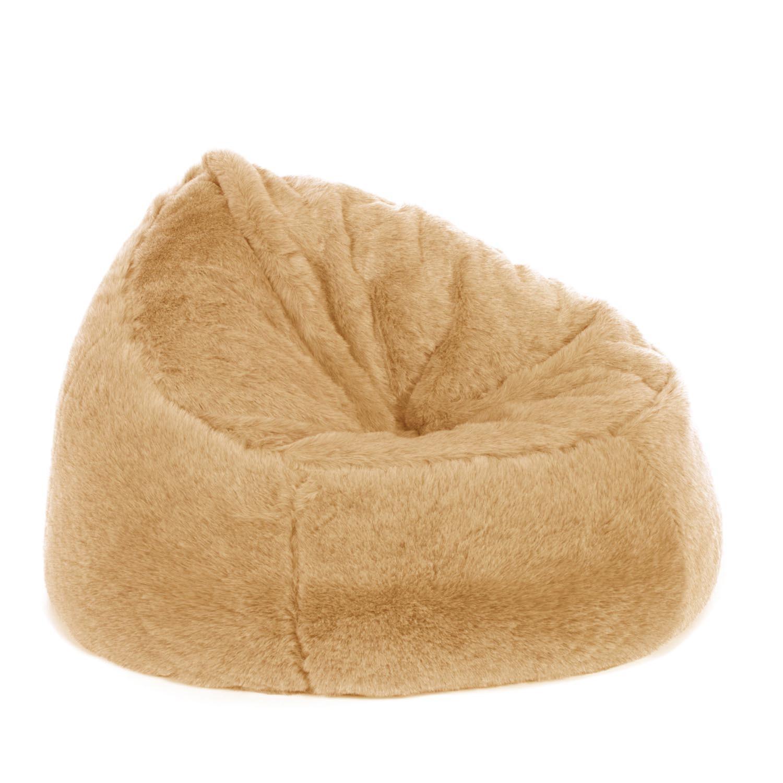 fur bean bag chair