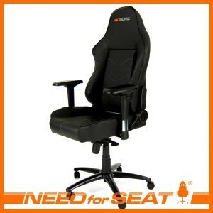 gaming chair vs office chair leader black
